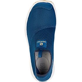 Salomon RX Moc 4.0 Chaussures Homme, poseidon/white/taos taupe
